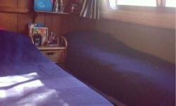 Buccaner kabin