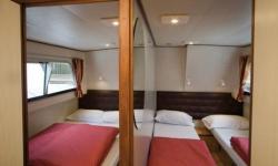 Continentale kabin