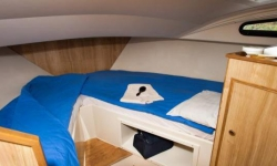Crusader kabin