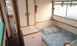 Espade 1150 S kabin