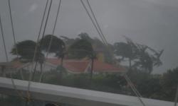 Megérkezett a vihar