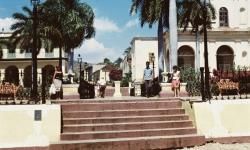 Trinidad-főtér