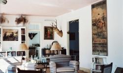 Hemingway-háza-belülről