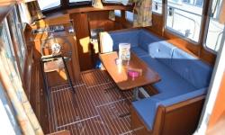 Lissen Yacht 36 szalon