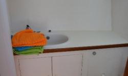 Lissen Yacht 36 fürdő