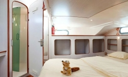 Nicols confort 1350 VIP kabin