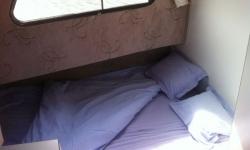 Nicols riviera 920 kabin