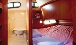 Nicols sedan 1000 kabin