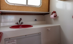 Penichette 1107 fürdő