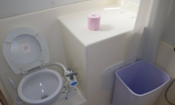 Tarpon 42 fürdő
