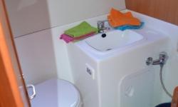 Tarpon 42 N fürdő