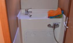Tarpon 42 N fürdő 2