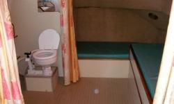 Triton 1060 Handy wc
