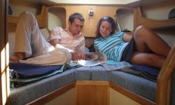 Vistula Cruiser 30 kabin