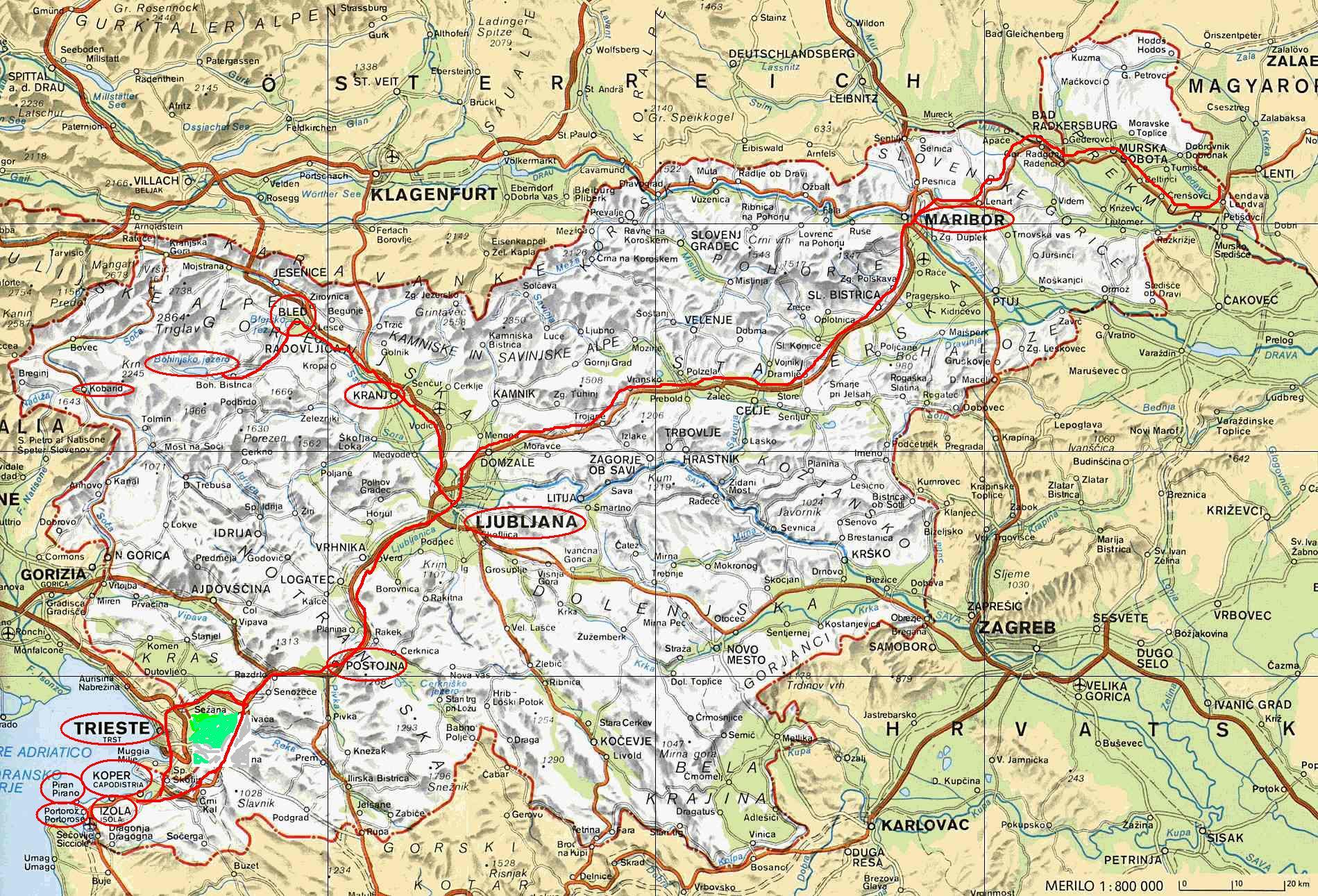 szlovenia-map
