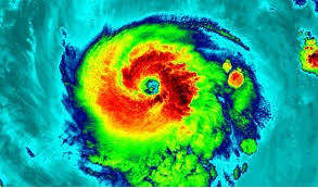 Irma hurrikan