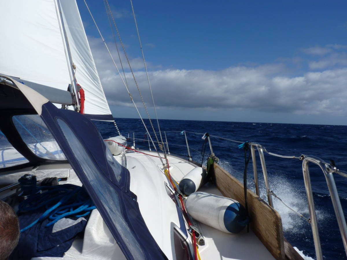 Vitorlazas Kanari- szigetek - Mérföld Yachting
