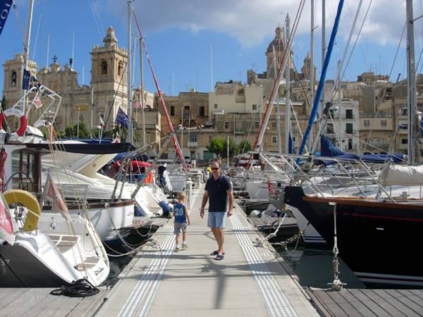Máltai vitorlázás